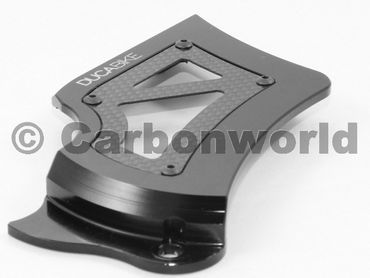 Sprocket cover black Ducabike for Ducati – Image 1