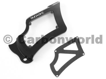Sprocket cover black Ducabike for Ducati – Image 3