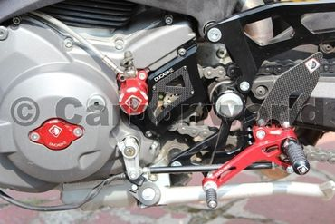 Sprocket cover black Ducabike for Ducati – Image 2