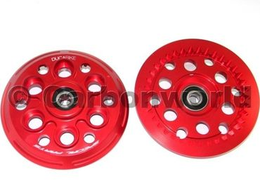 pressure plate red Ducabike for Ducati