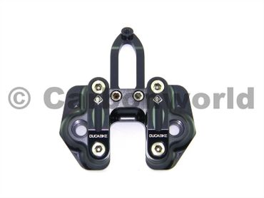 adjustable riser black Ducabike for Ducati Streetfighter – Image 1