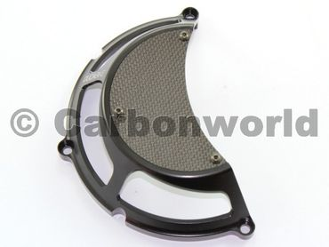 clutch cover black Ducabike for Ducati – Image 1