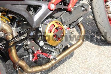 cache d embrayage pour embrayage à sec or Ducabike pour Ducati – Image 2