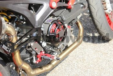 clutch cover black Ducabike for Ducati – Image 2