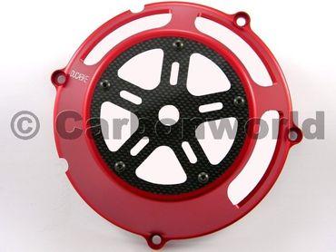cache d embrayage pour embrayage à sec rouge Ducabike pour Ducati – Image 1
