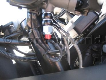 Rear pressure switch short for rearset Ducabike for Ducati Monster – Image 2