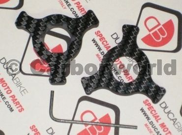 fork preload adjuster carbon Ducabike for Ducati ( 19 mm)
