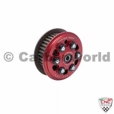 slipper clutch Master Tech red CNC Racing for Ducati