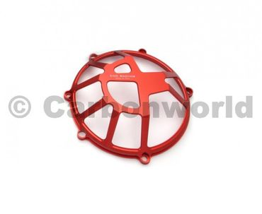 clutch coover red CNC Racing for Ducati dry clutch