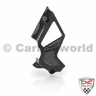 Protège pignon noir CNC Racing pour Ducati Multistrada 1200
