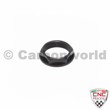 front wheel axle nut black CNC Racing for MV Agusta F3 B3 and Ducati