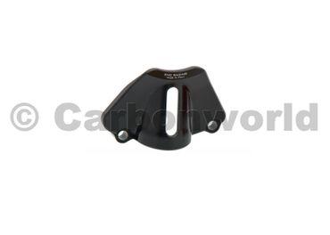 Kupplungsdeckelschutz schwarz CNC Racing für MV Agusta F3 Brutale 675 800