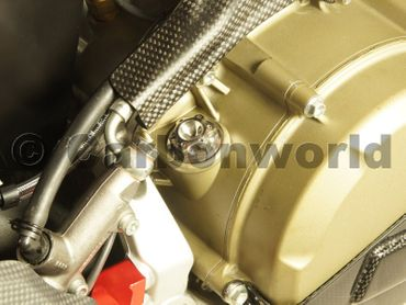 Oilcap CW Racingparts Titan for Ducati Monster 696 796 1100 Evo – Image 2