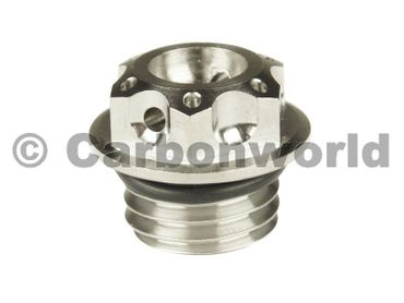 Oilcap CW Racingparts Titan for Ducati Monster 696 796 1100 Evo – Image 3