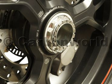 rear wheel axle nut kit CW Racingparts Titan for Ducati Multistrada 1200 – Image 6
