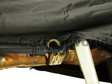luxury motorcycle cover indoor black carbonworld – Image 4