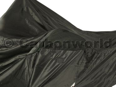 luxury motorcycle cover indoor black carbonworld – Image 6