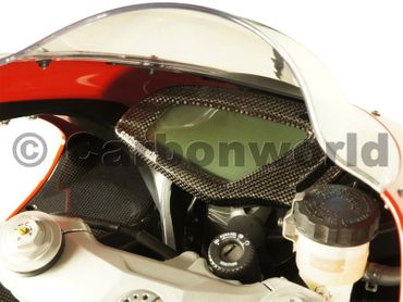 cockpit cover carbon fiber for MV Agusta F3 Brutale 675 800 – Image 4
