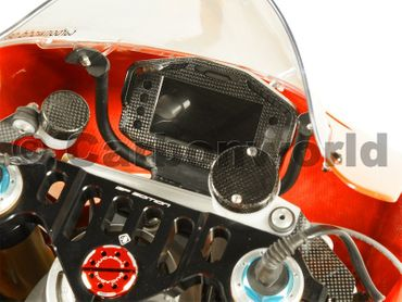 Cornice copri strumenti carbonio per Ducati 899 959 1199 1299 Panigale – Image 6