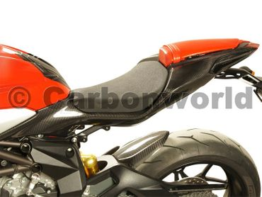 side panels carbon fiber for MV Agusta F3 Brutale 675 800 – Image 2