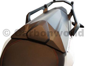 Coprisella carbonio opaco per Ducati Multistrada 1200 – Image 4