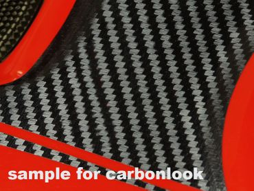 decal sticker stripes kit carbon for Ducati  848 1098 1198 – Image 4