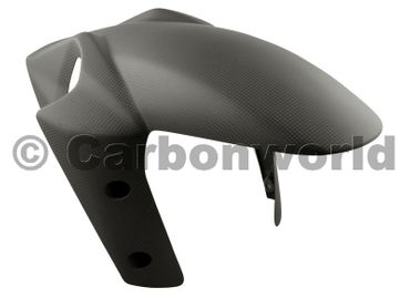 front fender carbon mat for  Ducati Multistrada 1200 – Image 1