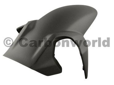 front fender carbon mat for  Ducati Multistrada 1200 – Image 2