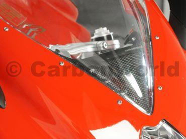 headlight guard carbon fiber for MV Agusta F3 675 800 – Image 5