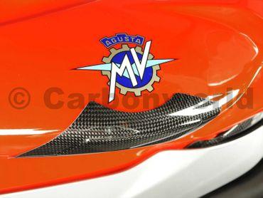 Copriserbatoio in carbonio per MV Agusta F3 675 800 – Image 5