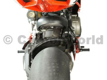 rear hugger carbon corse for Ducati 1199 1299 Panigale – Image 6