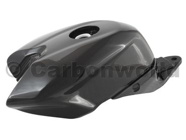fuel tank carbon fiber for Ducati 848 1098 11998 – Image 1