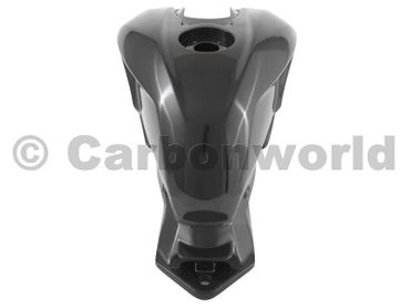 fuel tank carbon fiber mat for Ducati Streetfighter – Image 2