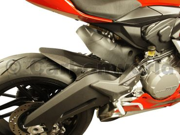 rear hugger carbon mat for Ducati 899 Panigale – Image 6