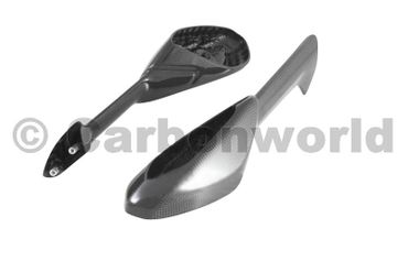 mirror body kit carbon for Ducati 899 1199 Panigale – Image 2