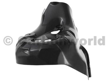 heat guard carbon carbon for Ducati 899 1199 Panigale – Image 3