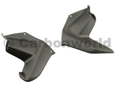 small fairing panel carbon mat for Ducati Multistrada 1200 – Image 1
