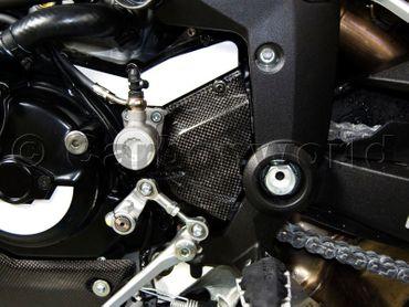 Copripignone in carbonio opaco perDucati Multistrada 1200 – Image 4