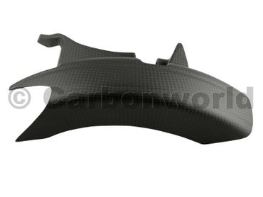 Kettenschutz hinten Carbon matt für  Ducati Multistrada 1200 – Bild 4