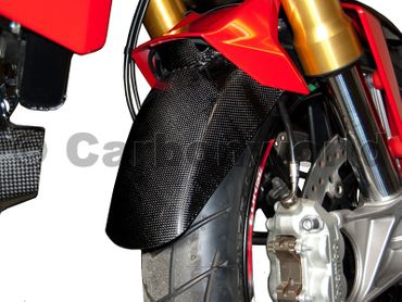 front fender extension carbon mat for Ducati Multistrada 1200 – Image 4