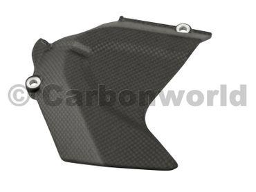 Ritzelabdeckung Carbon matt für Ducati Streetfighter – Bild 4