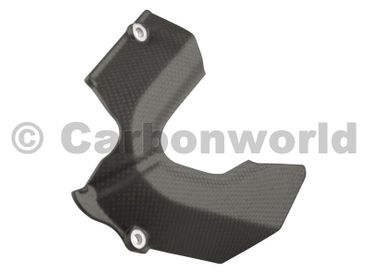 sprocket cover vented carbon mat for Ducati Streetfighter – Image 2