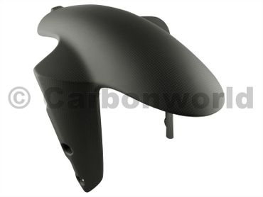 front fender carbon mat for Ducati Streetfighter – Image 2