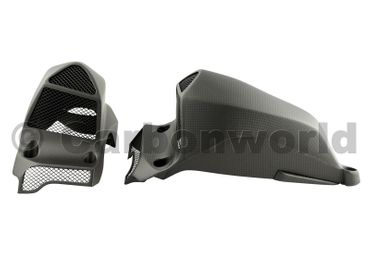 ram air tubes carbon mat for Ducati Streetfighter – Image 3