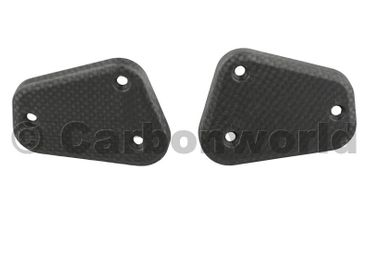 fluid container cover carbon mat for Ducati Streetfighter – Image 1
