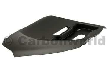 undertail panel carbon mat for Ducati Streetfighter – Image 4