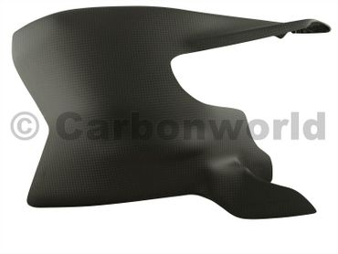 swingarm cover carbon mat for Ducati Streetfighter – Image 1
