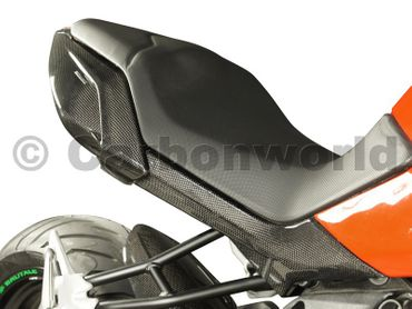 rear side panels carbon for MV Brutale 675 800 – Image 6