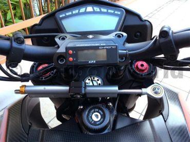 Kit mount streering damper Ducabike for Ducati Hypermotard 821 – Image 7
