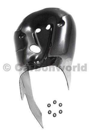 Auspuffschutz Carbon für Ducati 899 1199 Panigale – Bild 2